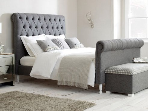 The English Bed Company | Upholstered Beds & Headboards - UK Delivery