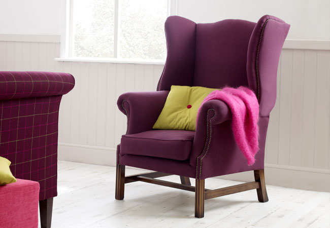 Bedroom Wing Chairs