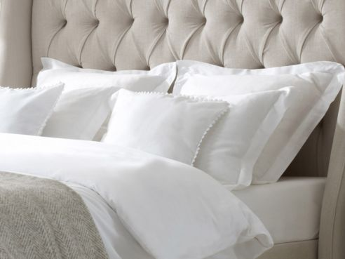 Cotton Sateen Bedding Set