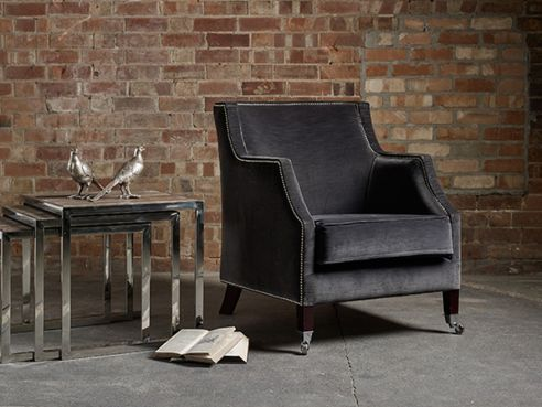 Riley Bedroom Chair