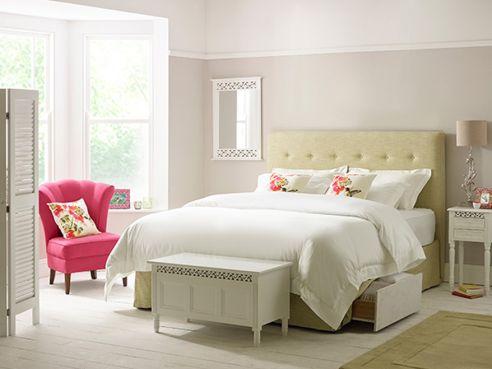 Ellis Super King Drawer Bed