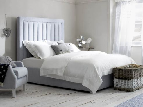 Hardy Fluted Bedstead