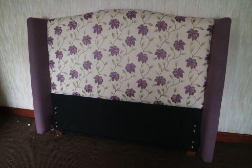 Knightsbridge-HEADBOARD-Double-bespoke-fabric
