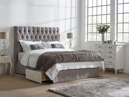Lloyd Double Drawer Bed
