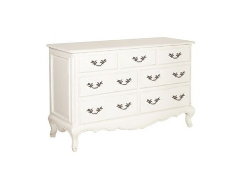 Chateau French 7 Drawer Chest