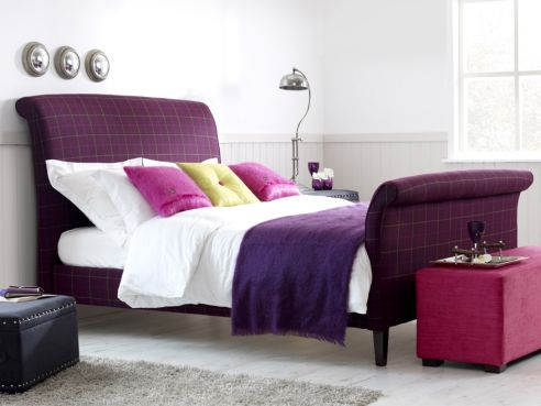 Ruskin King Size Bed