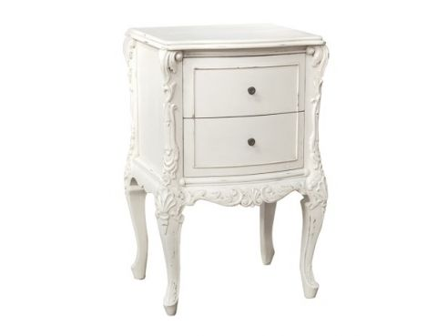 Chateau Small 2 Drawer Bedside