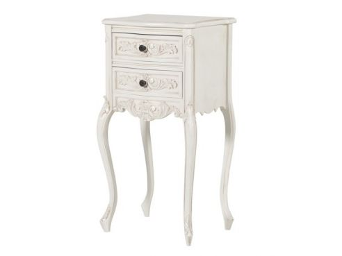 Chateau 2 Drawer Bedside Table