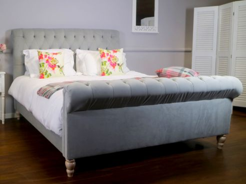 Bromley Sleigh Bed