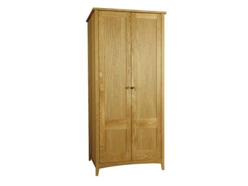 Harvard Oak Full Hanging Robe