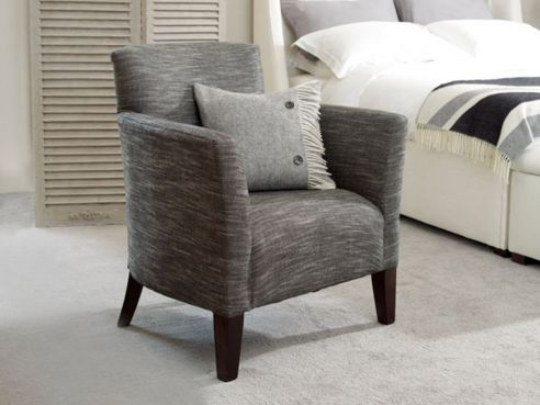 Lawrence Fabric Tub Chair