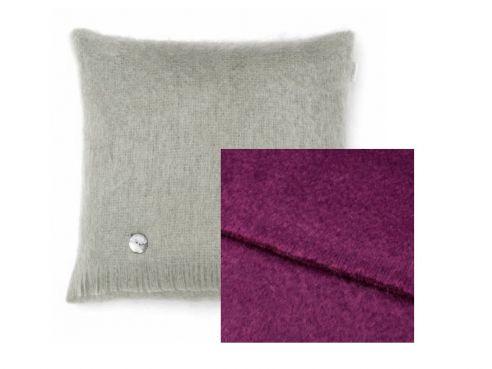 Mohair Cushion Clover
