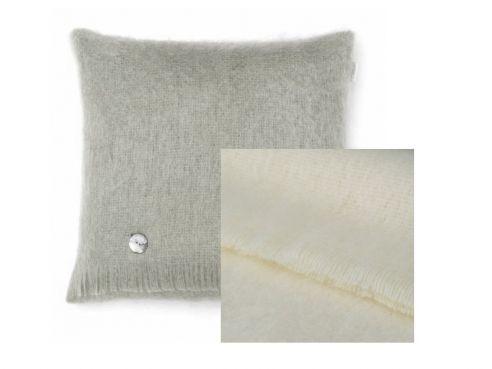 Mohair Cushion Natural