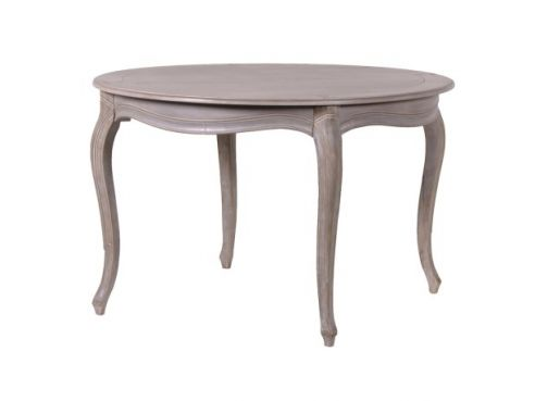 Belfort Round Shaped Leg Dining Table
