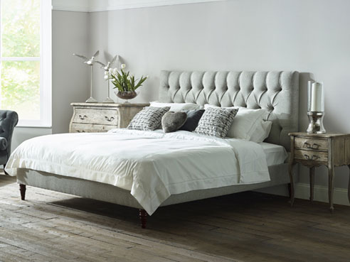 the english bed company upholstered beds headboards uk delivery. Black Bedroom Furniture Sets. Home Design Ideas